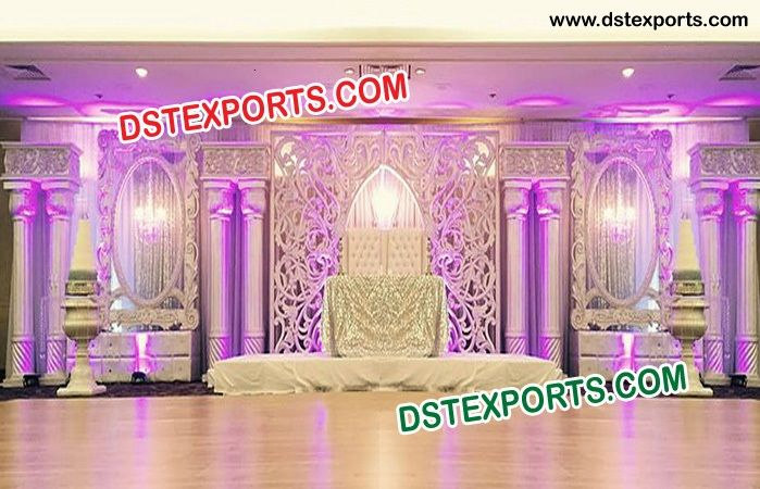 #Victoria #Fiber #Event #Wedding #Stage #Dstexports