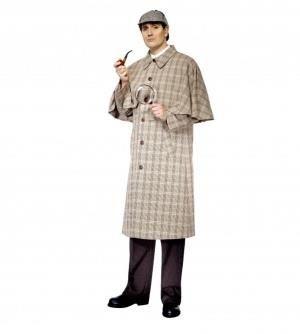 Как сшить пальто шерлока холмса
