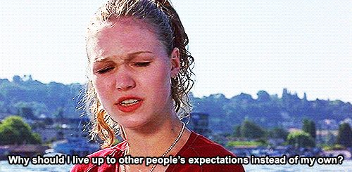 10 Things I Hate About You Life and Love Lessons, In GIFs | Gurl.com