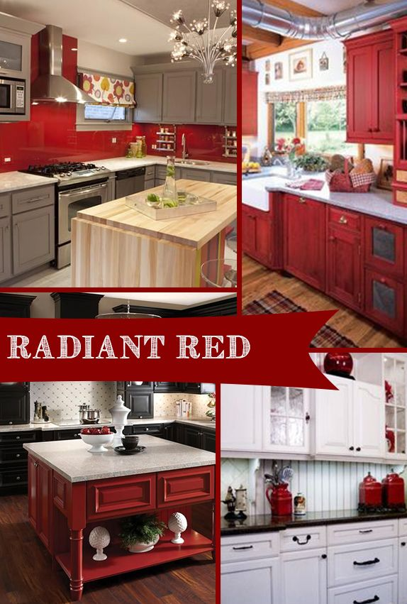 Pinterest Trends: Radiant Red