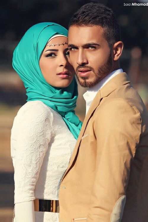 Them again!!! MASHALLAH. Is there such thing as a dream couple? <3