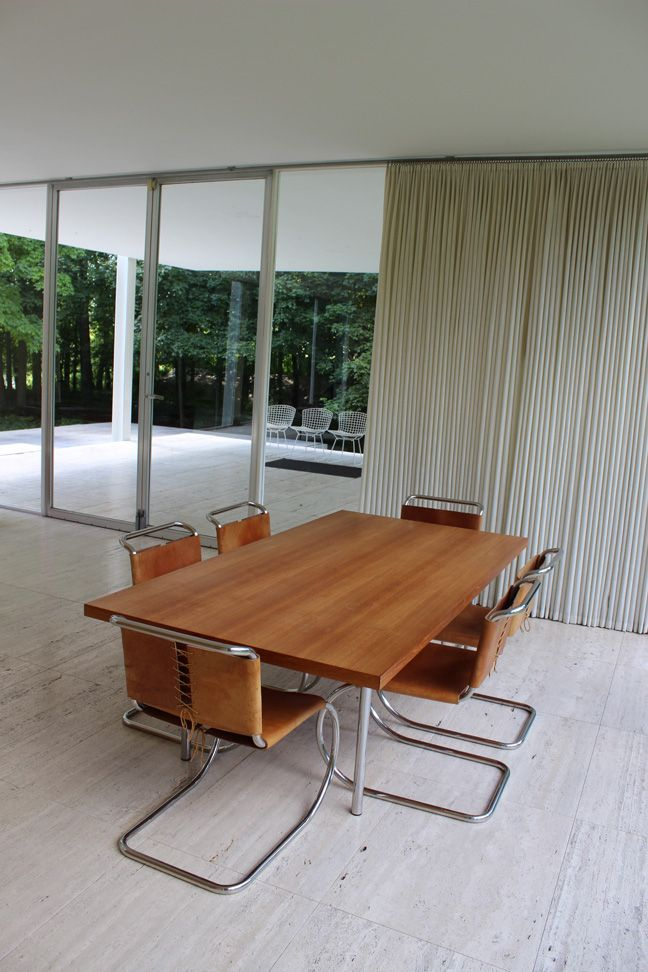 109 best images about Ludwig mies van der rohe on Pinterest