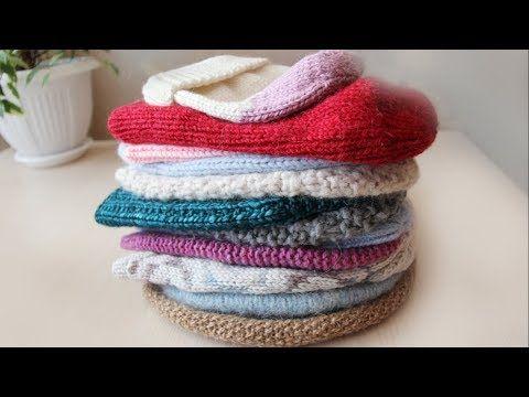 ИДЕАЛЬНАЯ ШАПКА спицами МОИ СЕКРЕТЫ мк knitting шапка fashion craft своими руками handcraft - YouTube