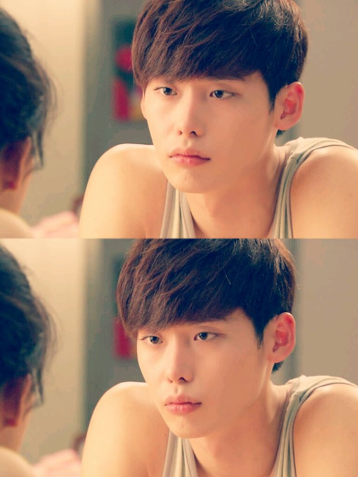 Lee Jong Suk - I hear your voice (god look at those lips)