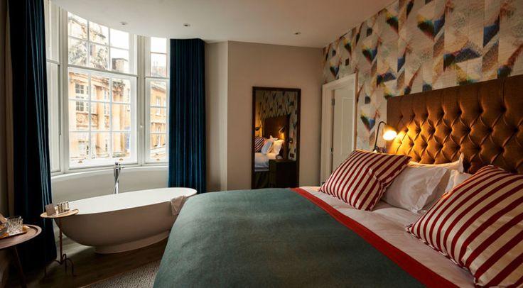 Accommodation - Bristol Harbour Hotel & Spa