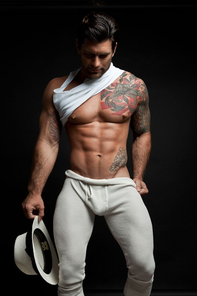 Sexy guys with tattoos xxx — pic 11