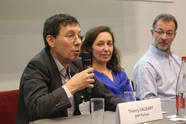 Thierry Valdant, Head of New Technologies & Online Channels, BNP Paribas