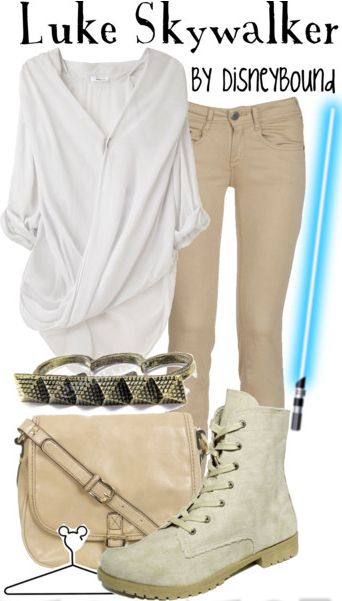Technically Star Wars now belongs to Disney... And I'm still bitter about it. But this is a cool outfit.