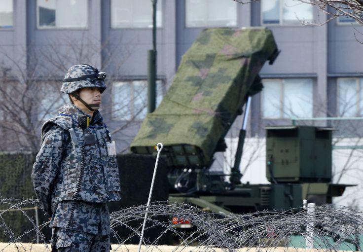 Переговоры по резолюции Совета Безопасности не пришли к завершению и проводить запуск ракеты в этот момент - непостижимо, отметил сотрудник Министерства обороны Японии.