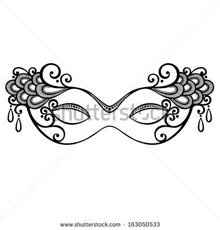 192 best MARDI GRAS images on Pinterest Masks, Carnivals and - masquerade mask template