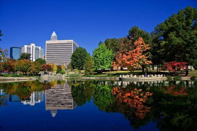 Charlotte-Mecklenburg's largest employers represent many sectors, including health care, government services, education, banking and finance, transportation, retail, telecommunications and manufacturing.