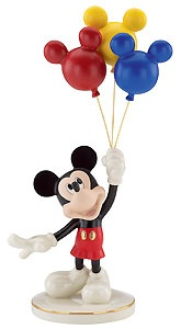 Mickey Mouse - Up Up and Away with Mickey - Lenox - Classics Lenox - World-Wide-Art.com - $98.00