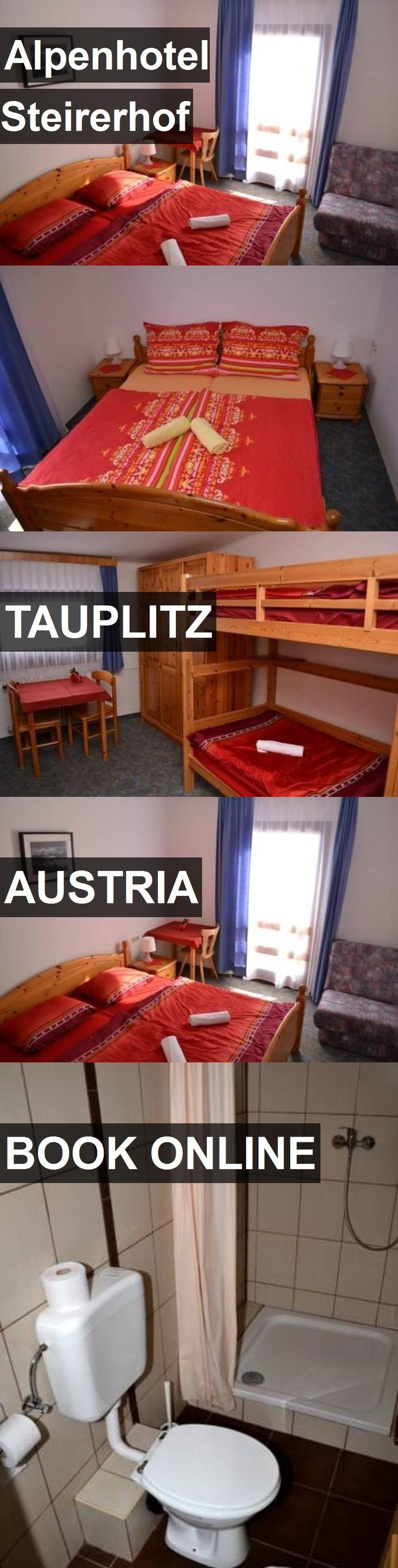 Alpenhotel Steirerhof in Tauplitz, Austria. For more information, photos, reviews and best prices please follow the link. #Austria #Tauplitz #travel #vacation #hotel