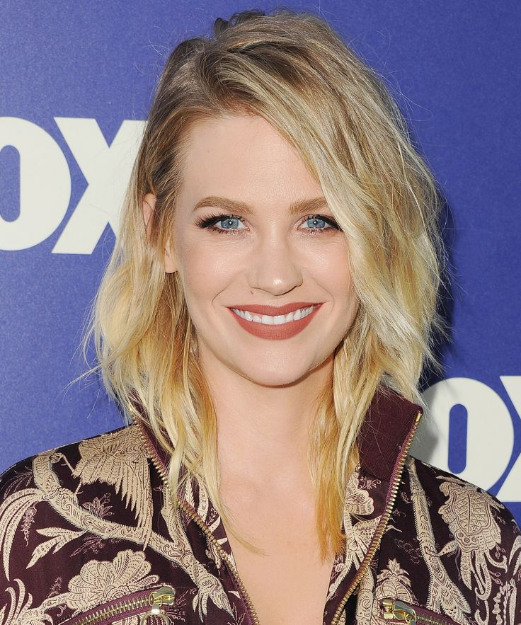 See January Jones's Racy but Hilarious Throwback Instagram from InStyle.com