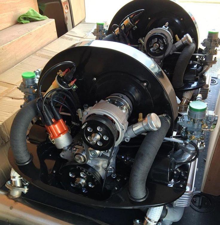 Porsche 911 Engine Vw Beetle: 168 Best Vw Engine Images On Pinterest