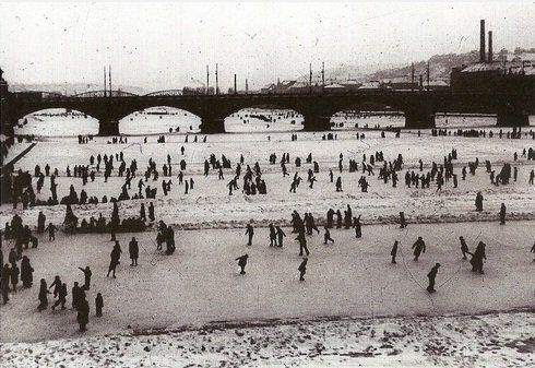 Winter in Prague – 1939