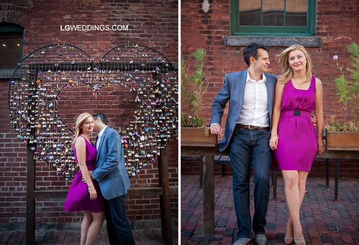 Distillery District Engagement Photos: Dragana and Peter » Lg Weddings – Toronto Wedding Photography Blog