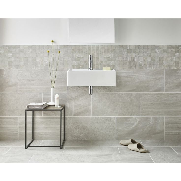 Inverno marble effect tiles