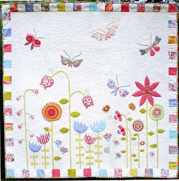 34 best APPLIQUE images on Pinterest | Appliques, Ali and Ceilings : free quilting tutorials online - Adamdwight.com