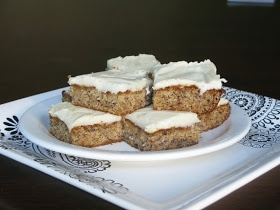 Kitchen Trial and Error: banana bars