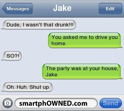 Autocorrect Fails and Funny Text Messages - SmartphOWNED | We Heart It