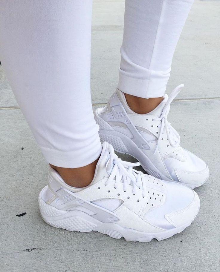 Huarache Nike White