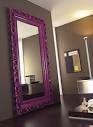 Purple Full Length Mirror