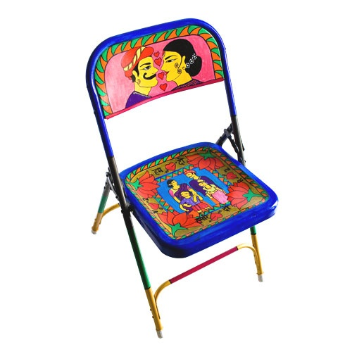 Kitschy Indian Chair