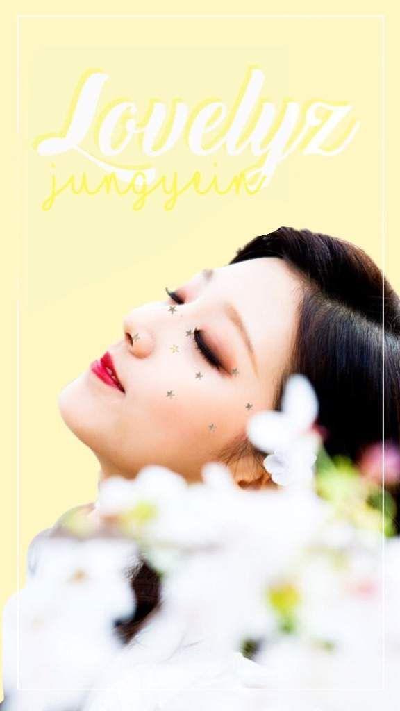 #Lovelyz #JungYein #Yein #Yellow #Edit #Beautiful #Pretty #Cute #Now,we #Amino #App #tumblr #flower #floral #Girl #Group #Girlgroup #Maknae #Blossoms #Lovely #Stars #Photoshoot #Singer #k-pop #idol #korean #woollim #dancer #wallpaper #lockscreen #iphone #white