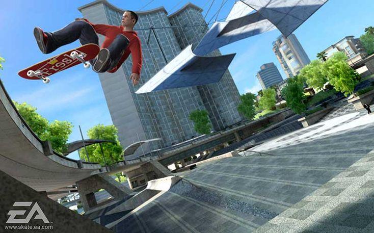 Skate 3 intră de astăzi în lista Jocurilor Gratuite EA Access pentru Xbox One
