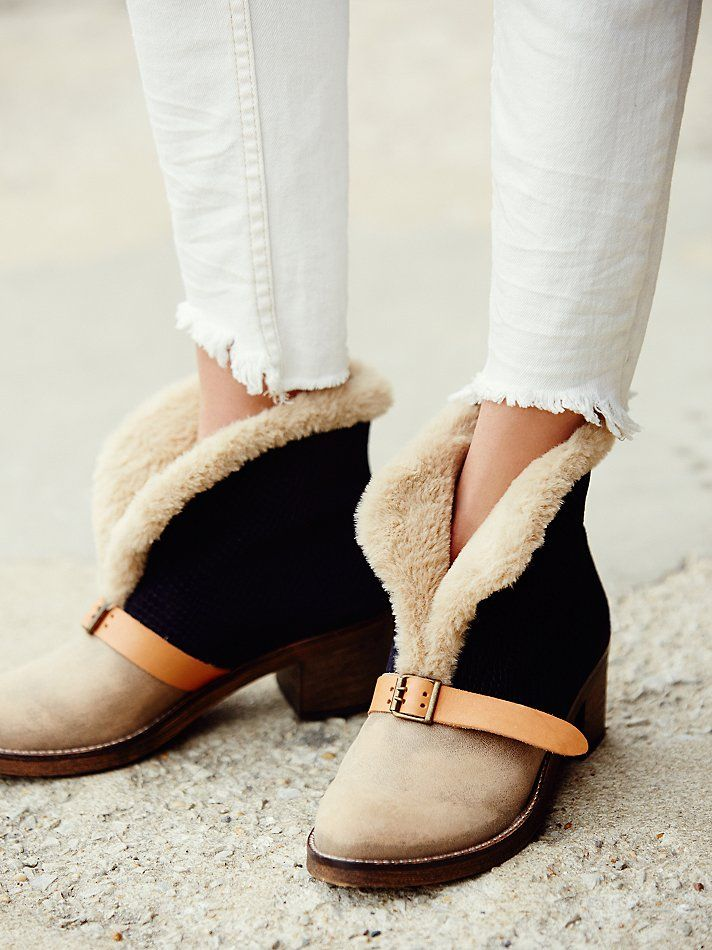 cozy Shearling Boots