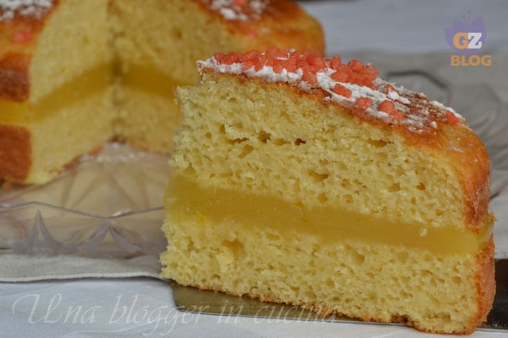 Torta al succo d'arancia, ricetta dolce light