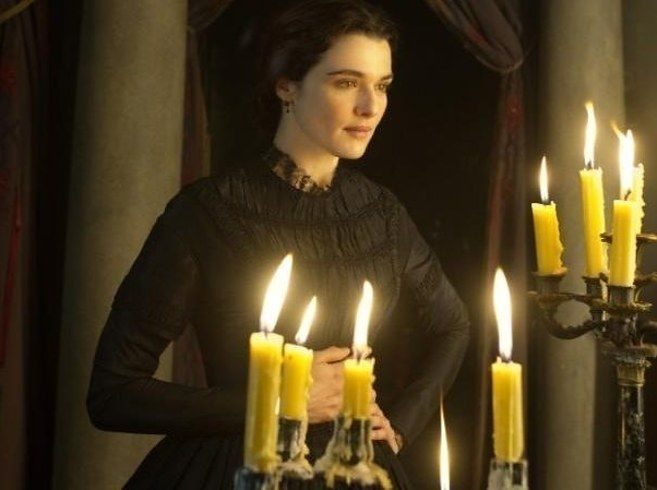 My Cousin Rachel by Daphne du Maurier -  A young Englishman plots revenge against his mysterious, beautiful cousin, believing that she murdered his guardian. But his feelings become complicated as he finds himself falling under the beguiling spell of her charms. Release date: July 14 Starring: Rachel Weisz, Sam Claflin