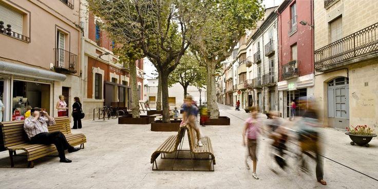 Casco Antiguo de Banyoles.