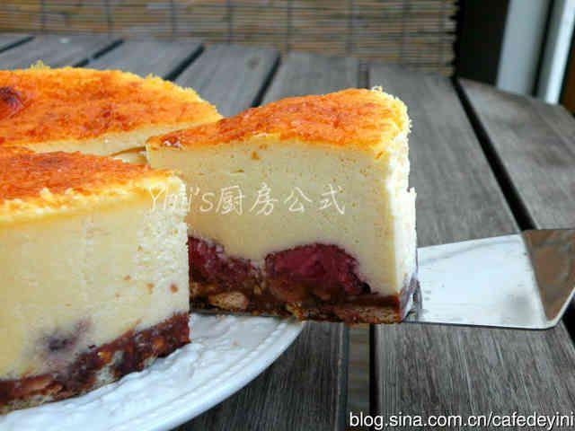 生クリ不要!ニューヨークチーズケーキ