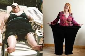 Image result for cambridge diet before and after