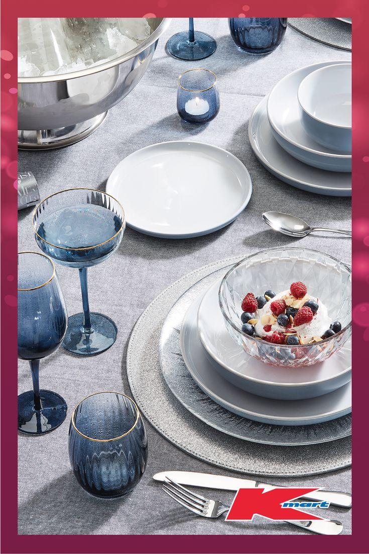Set the table for a perfect Christmas Christmas table