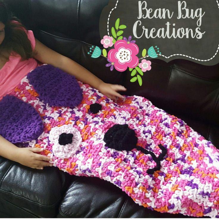 19 best animal blankets images on pinterest mermaid blankets mermaid tails and blankets. Black Bedroom Furniture Sets. Home Design Ideas