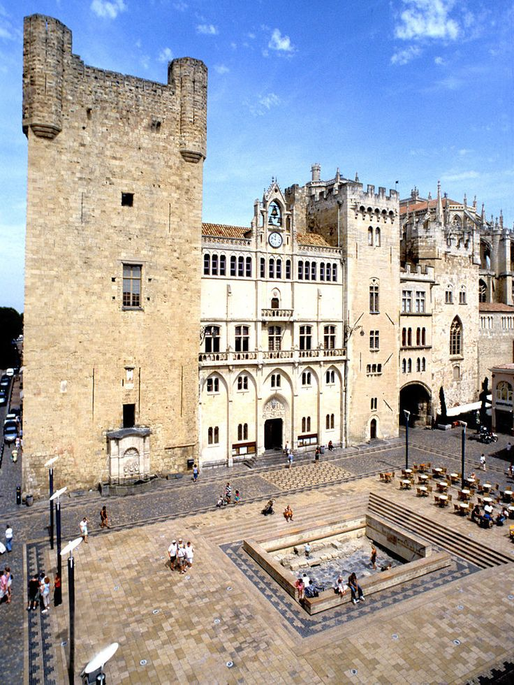 Narbonne : L'Hôtel de Ville