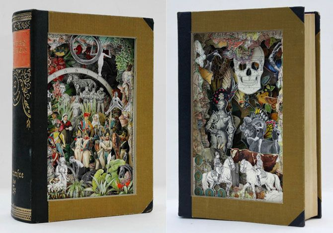 Nice Amazing Book Sculptures Check more at http://oddstuffmagazine.com/amazing-book-sculptures.html