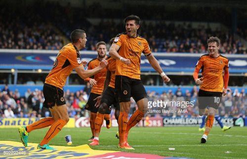 BIRMINGHAM, ENGLAND - AUGUST 20: Danny Batth of Wolverhampton... #gerenzanoit: BIRMINGHAM, ENGLAND - AUGUST 20: Danny Batth… #gerenzanoit
