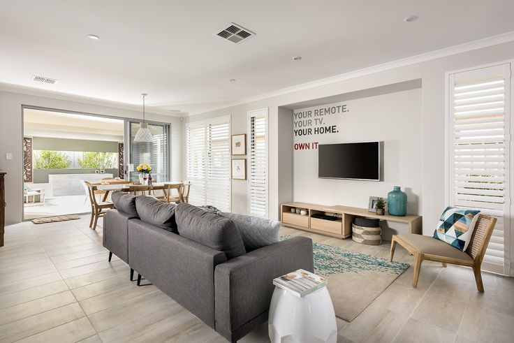 Homebuyers Centre Maverick Display Home Living - Karnup, WA Australia