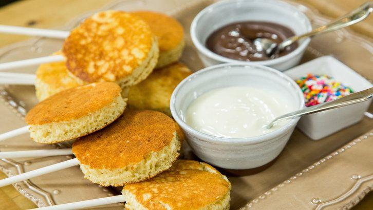 Pancake Pops  2/26