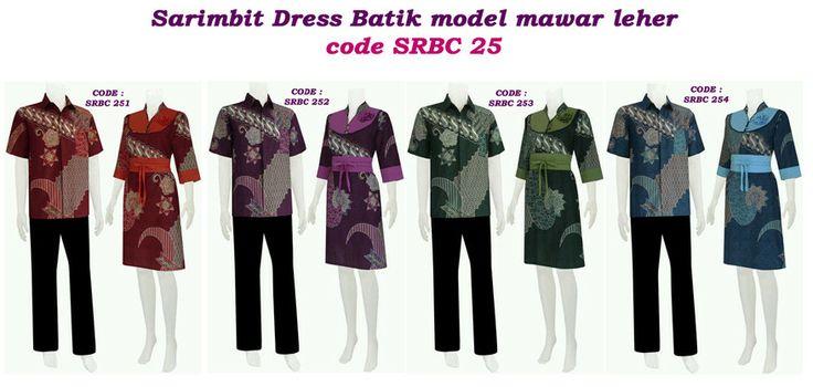 sarimbit dress batik dengan bahankatun danliris + satin velvet , dapat anda miliki dengan harga Rp175.000 /pasang.  untuk detail dan koleksi batik lain nya silahkan mengunjungi kami di http://batikbutikqalesya.wordpress.com/sarimbit-dress/