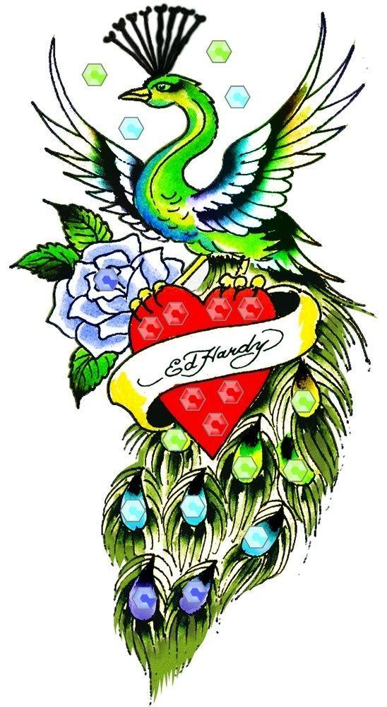 ed hardy art   Google Search   Ed hardy tattoos, Ed hardy ...