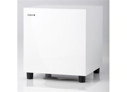 "Jamo SUB 210, High Gloss White 8"" element, 200 W, linjeinng"