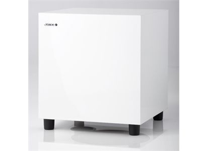 "Jamo SUB 210, High Gloss White 8"" element, 200 W, linjeinng"