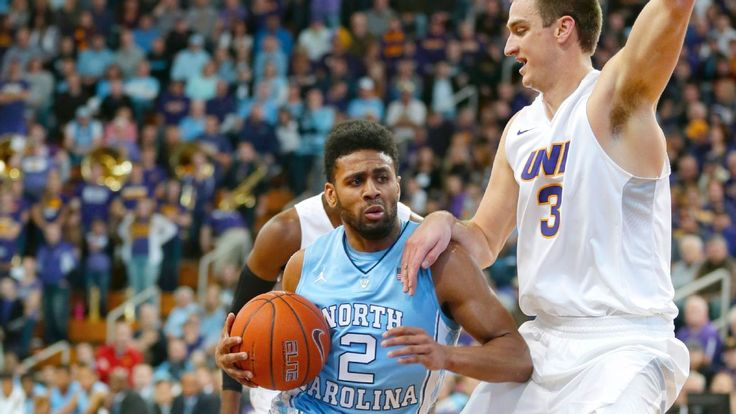 No. 1 North Carolina gets taught a few lessons in upset at Northern Iowa