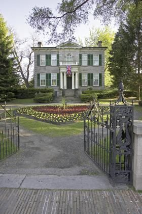 Days Out Ontario | Whitehern Historic House, Hamilton, Ontario