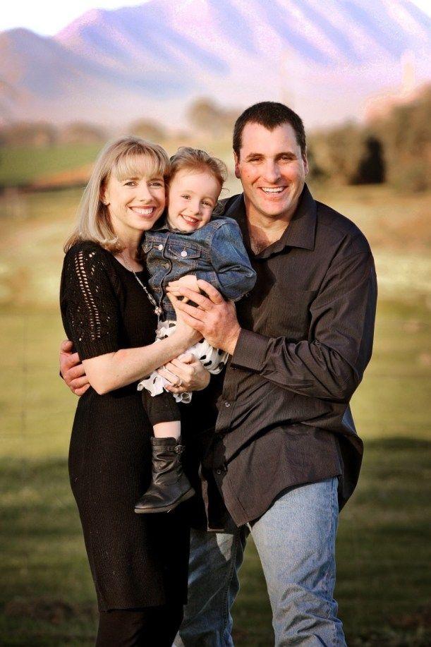 Outdoor Family Portrait near the Porongurups WA.   http://www.photographica.net.au